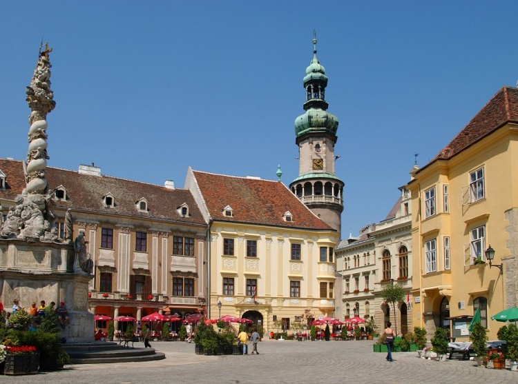 Sopron - Hungary Today (source: visithungary.com)