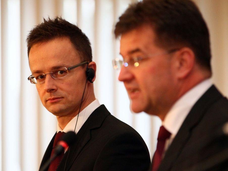 Szijjártó Urges EU-Russian Reconciliation post's picture