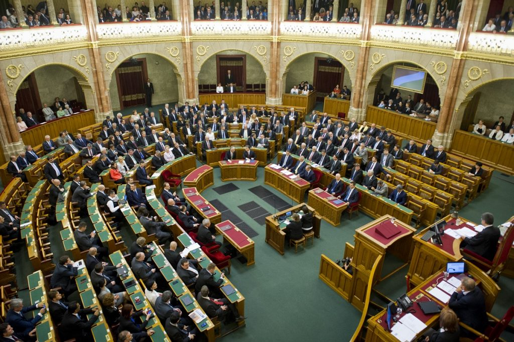 Hungarian Parliament Approves Next Year's Budget post's picture