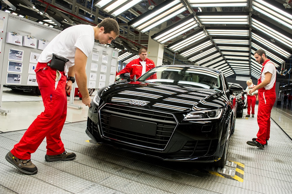 Hungary's Automotive Industry Rose By 23% In 2014 post's picture