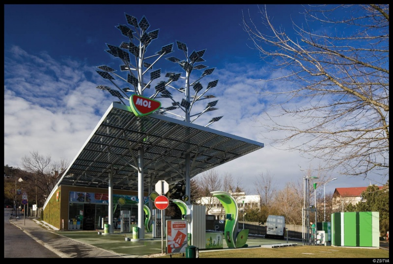 Hungarian Oil And Gas Group MOL To Take Over AGIP Petrol Stations In Slovakia post's picture
