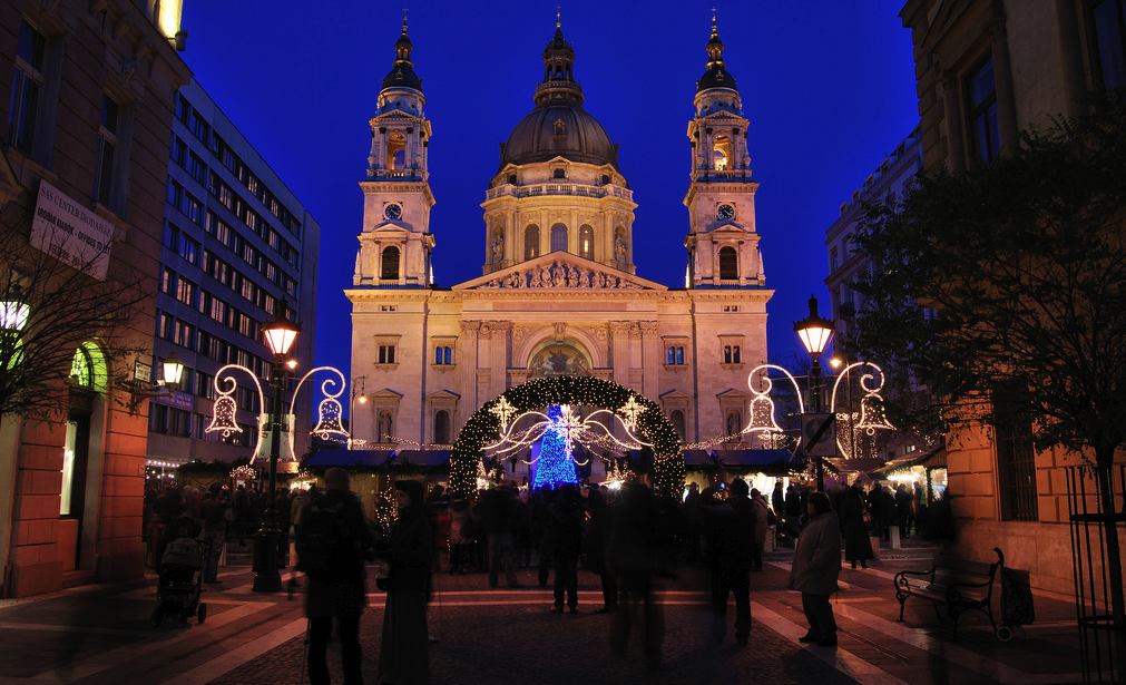 Christmas Markets At St. Stephen's Basilica To Open On 28 November post's picture