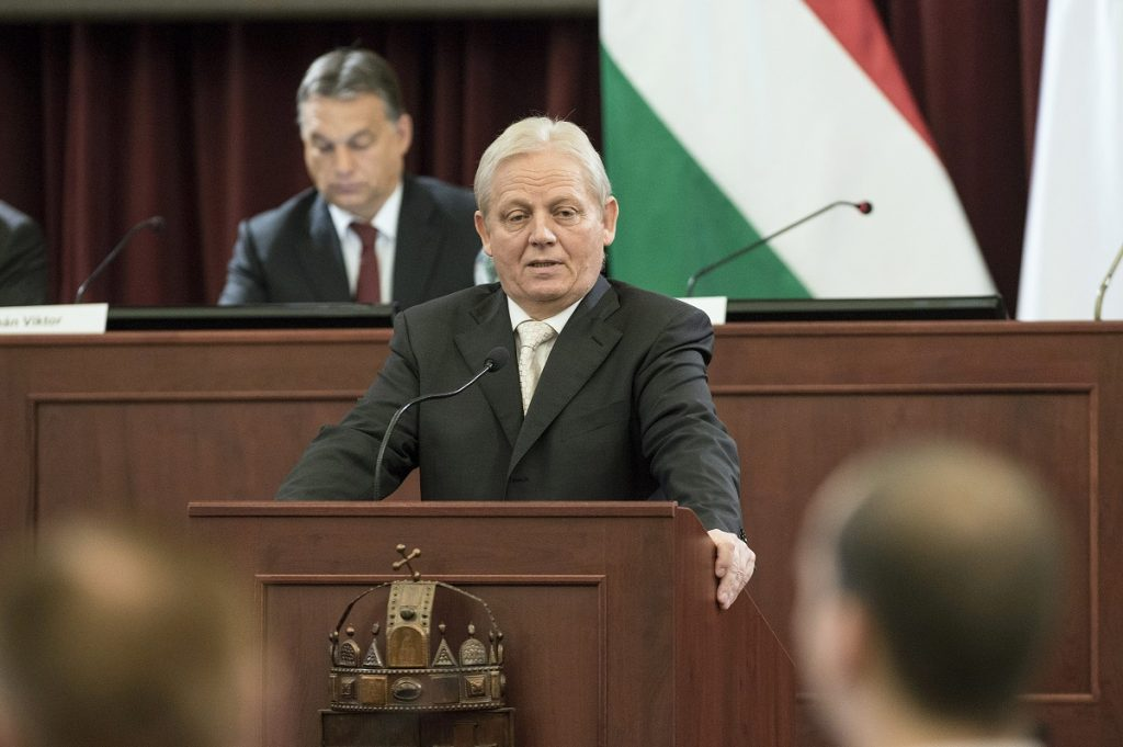 Budapest Mayor To Count On Governmental Support post's picture