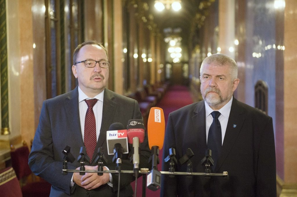 Zsolt Németh: Hungary Wants A Europe Of Regions post's picture