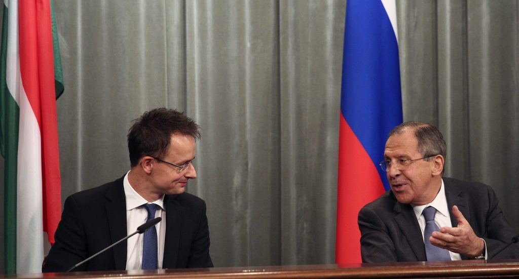 Lavrov Hails Bilateral Relations With Hungary As Putin Expected To Visit Budapest In February post's picture