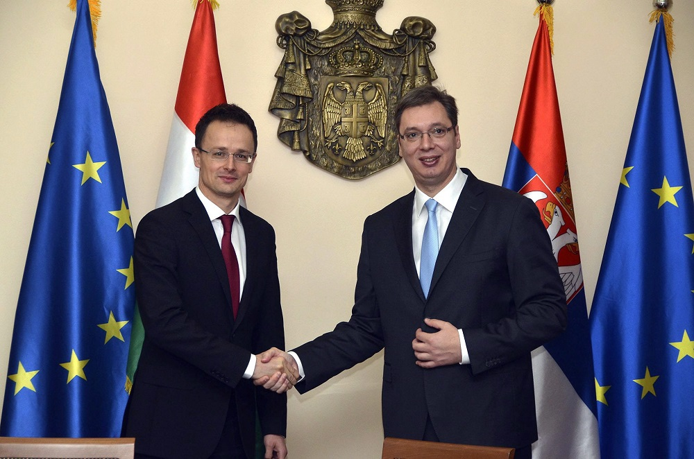 Hungary and Serbia To Expand Cooperation post's picture