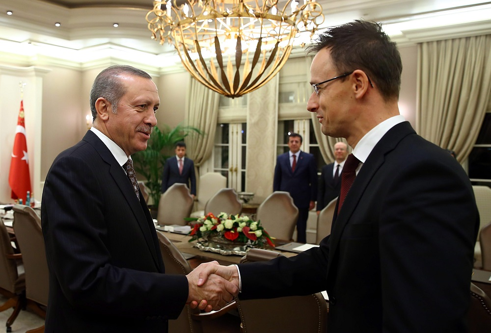Hungary And Turkey To Boost Economic Ties post's picture