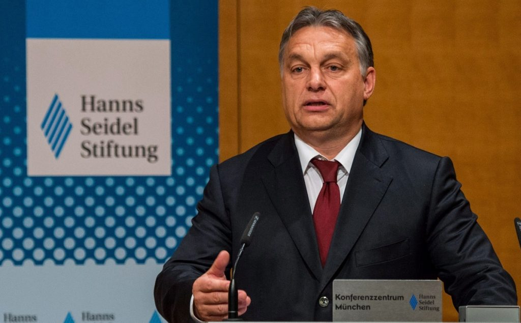 PM Orbán: US Weighs Pressure On Hungary post's picture