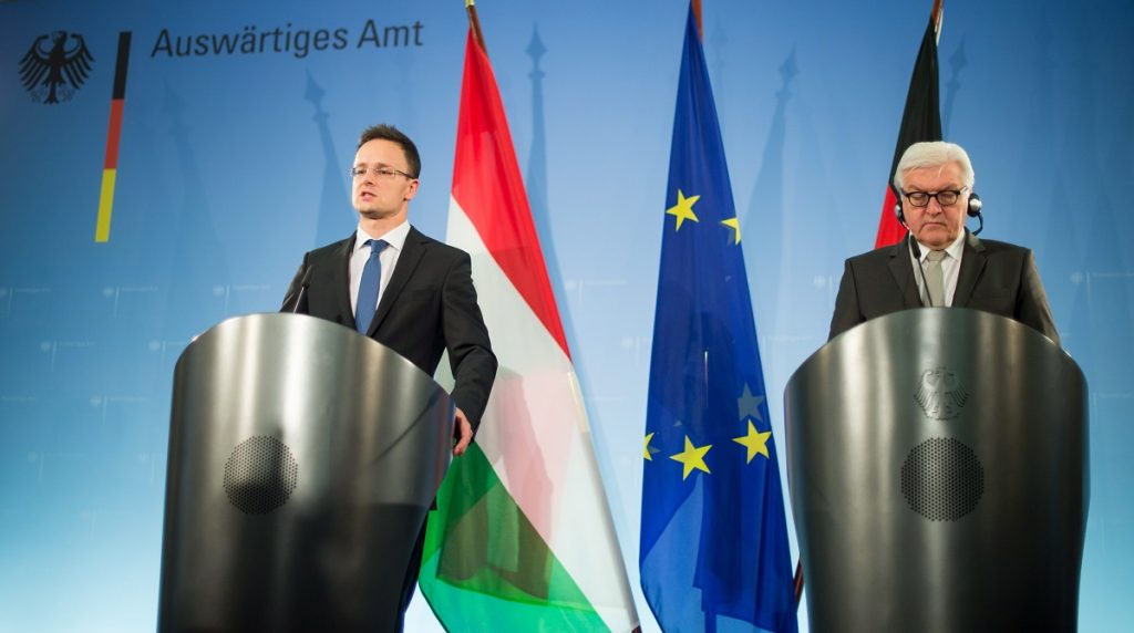 Szijjártó: Hungary In Close Cooperation With Germany post's picture