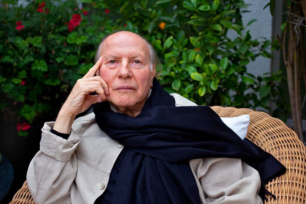 Imre Kertész: NYT Wanted Me To Stigmatize Hungary post's picture