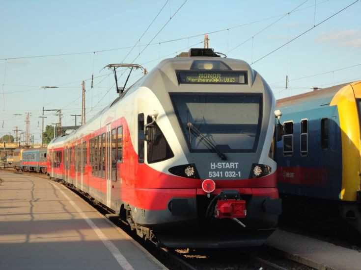 Hungarian Railway To Purchase New EMU Trains post's picture