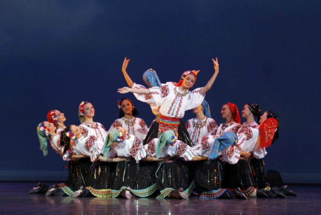 Moiseyev Ballet To Arrive In Hungary For Special Advent Tour post's picture