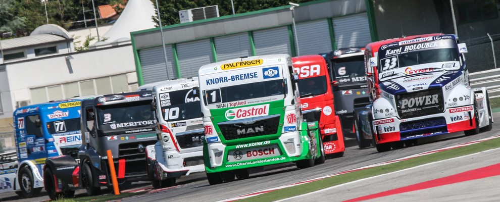 Tickets Available For Next Year's Truck Racing EC In Hungary post's picture