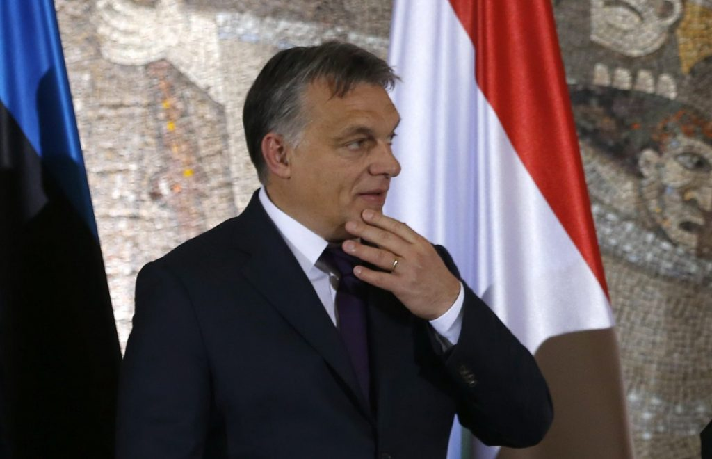 PM Viktor Orbán: US Declared Hungary A Field Of Operation post's picture