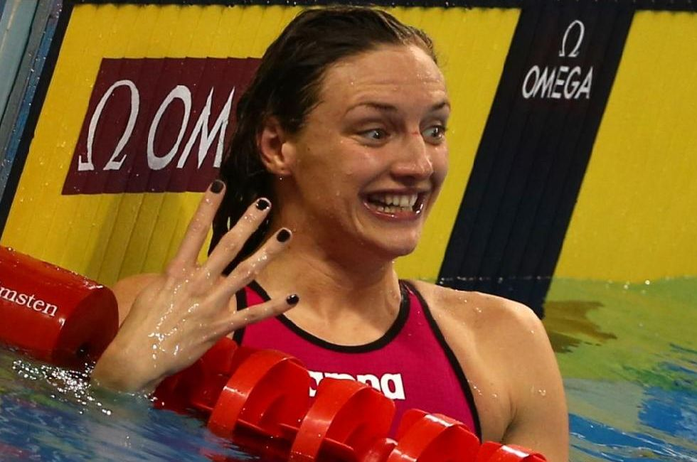 Katinka Hosszú Most Successful Contestant At Doha Swimming World Championships post's picture