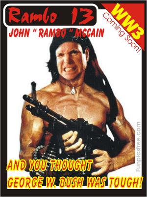 """John """"Rambo"""" McCain – the maverick Senator - Hungary Today"""