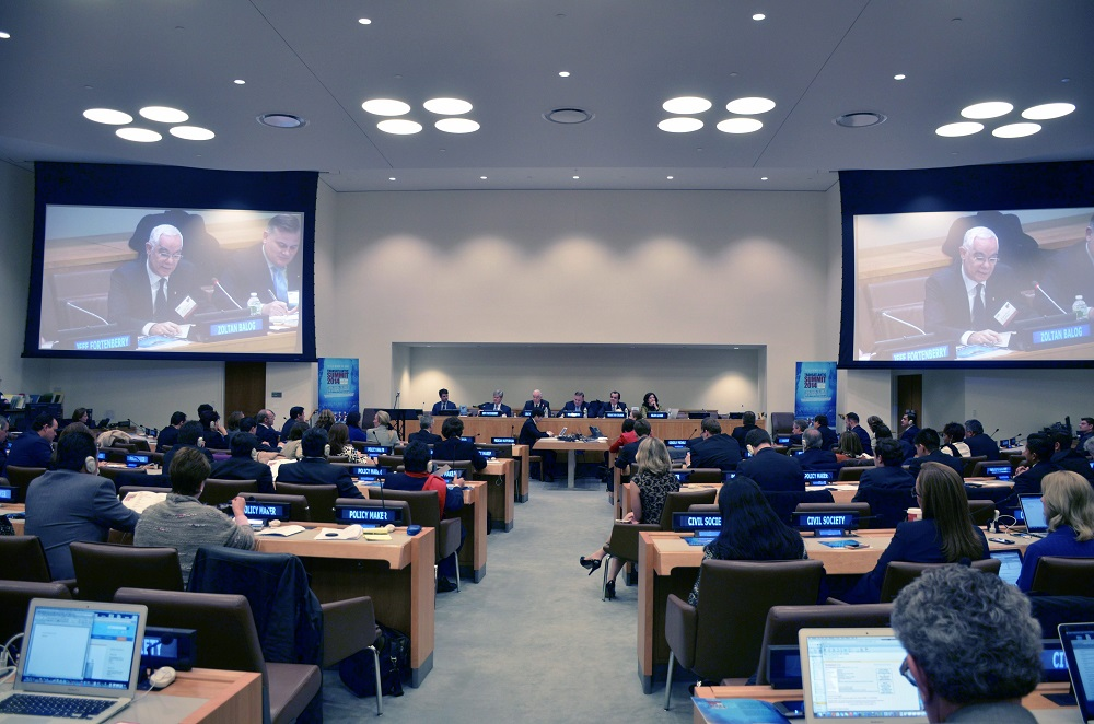 Hungarian Minister Addressed UN Family Summit In New York post's picture