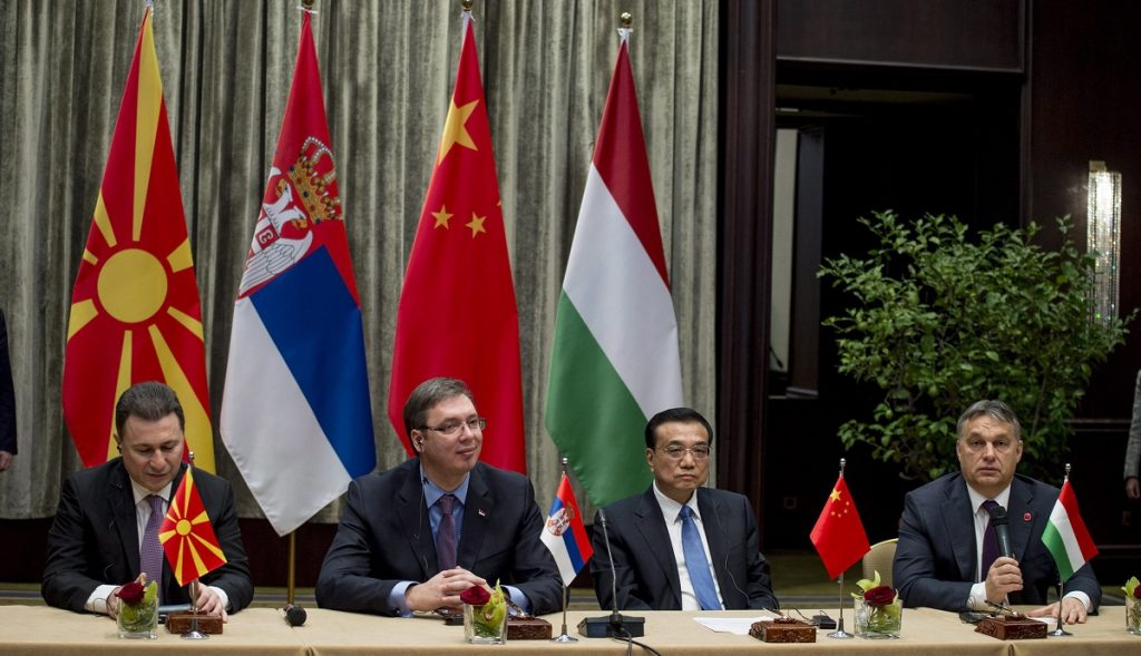 China To Finance Construction Of New Budapest-Belgrade Railroad post's picture