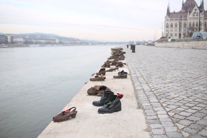Holocaust Memorial On Danube Embankment Restored After Act Of Vandalism post's picture