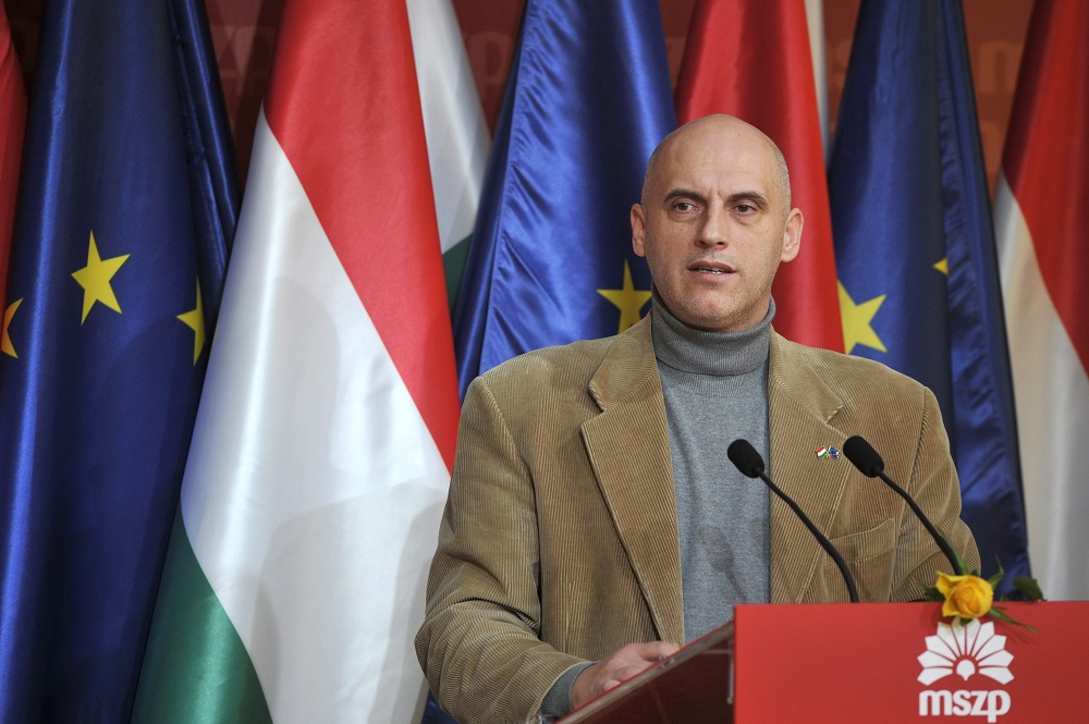 Socialist Lawmaker Tóbiás to Return Mandate post's picture