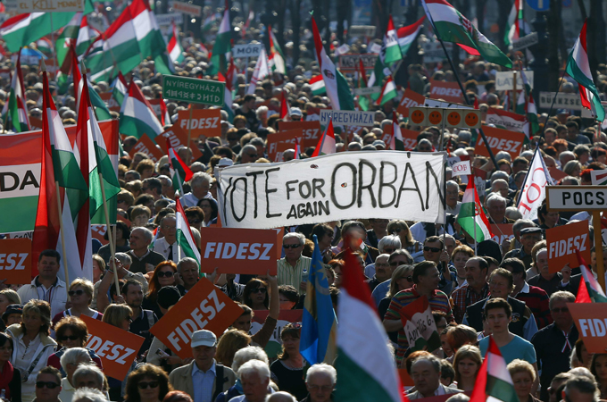 No Significant Decrease In Fidesz's Popularity, Pollster Finds post's picture