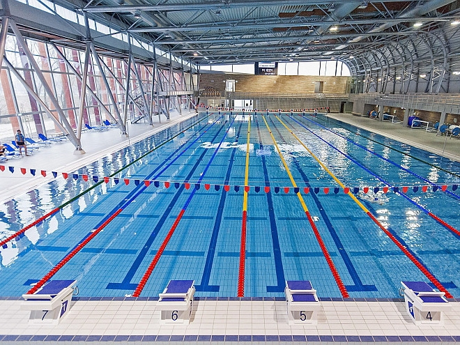 Győr Gets State-Of-The-Art New Swimming Pool post's picture