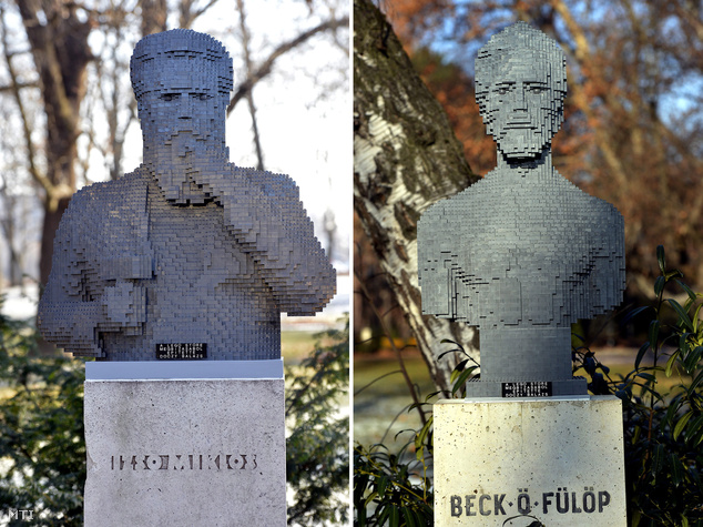 Margaret Island Gets Lego Sculptures To Replace Stolen Artefacts post's picture
