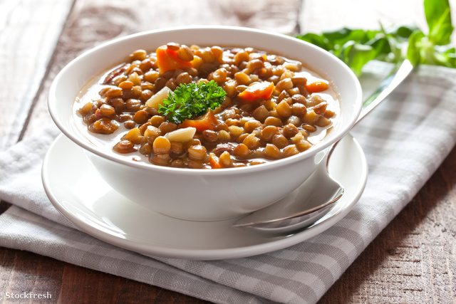 Cook Hungarian – Lentil Soup For Prosperity In The New Year! post's picture