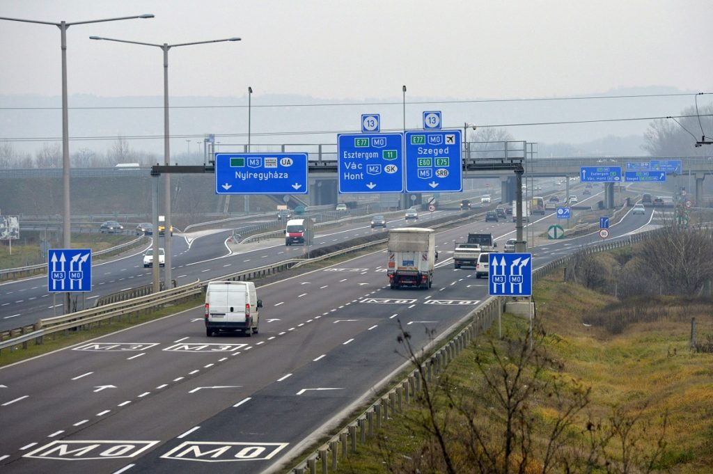In Few Years Time Hungary's Motorway Network Will Reach The Borders In Each Direction post's picture