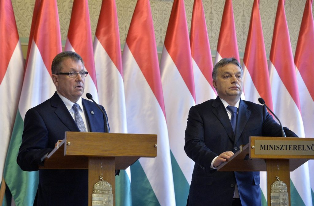Orbán to Propose Matolcsy as NBH Gov for Another Term post's picture