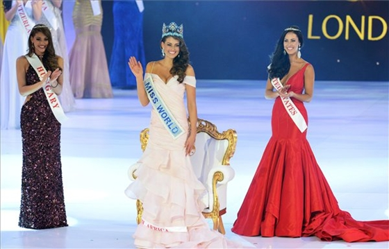 Second Place For Hungary At Miss World 2014 Beauty Contest In Best-Ever Showing post's picture