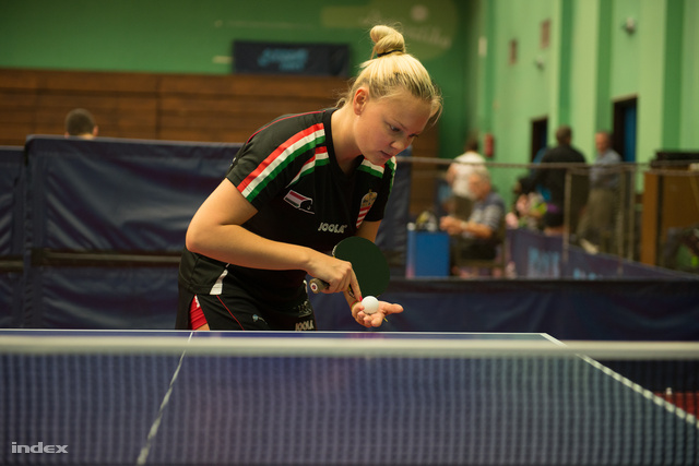 Table Tennis: Georgina Póta World's Best European-Born Player post's picture