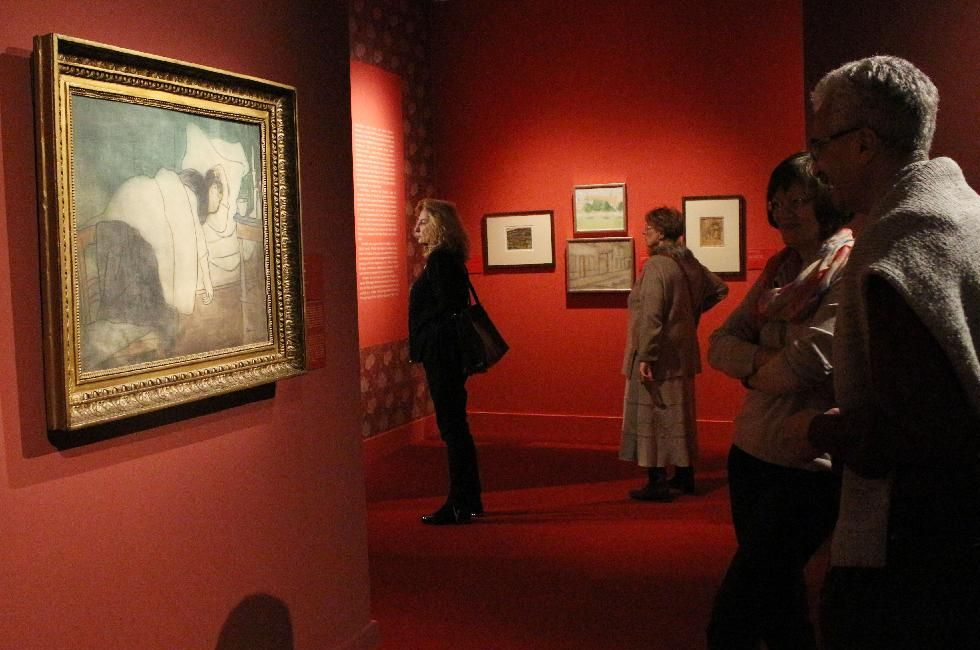 Rippl-Rónai And Maillol – The Story Of A Friendship: New Exihibition In The National Gallery post's picture