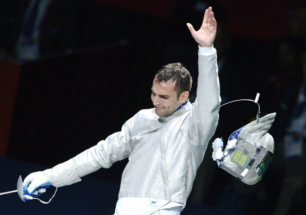 Bronze For Hungarian Olympian Fencer At Sabre Grand Prix post's picture