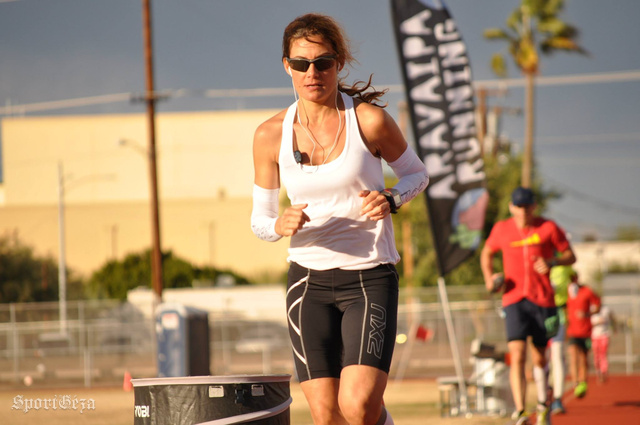 609 400-Metre Laps In 24 Hours: New US Record For Hungarian Ultra Runner post's picture