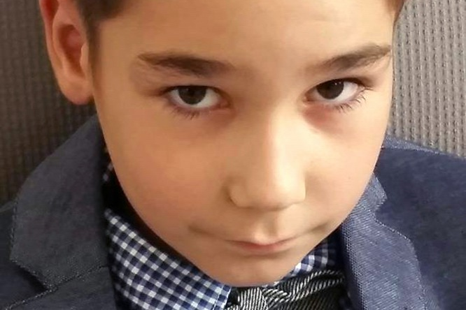 Eight-Year Old Hungarian Boy Voted World's Most Handsome In Moscow post's picture