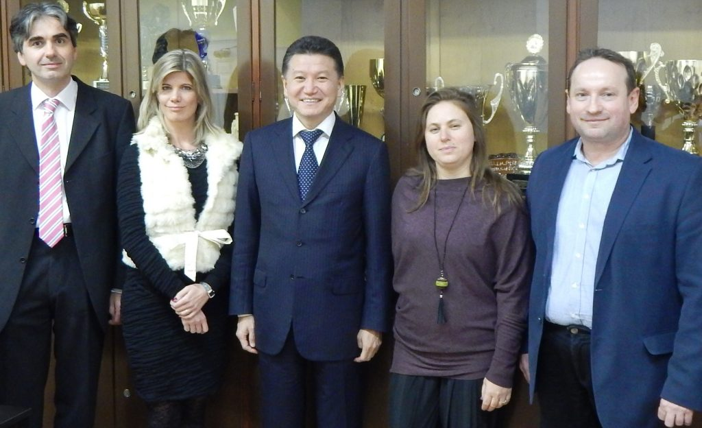 World Chess Federation's President Visits Hungary post's picture