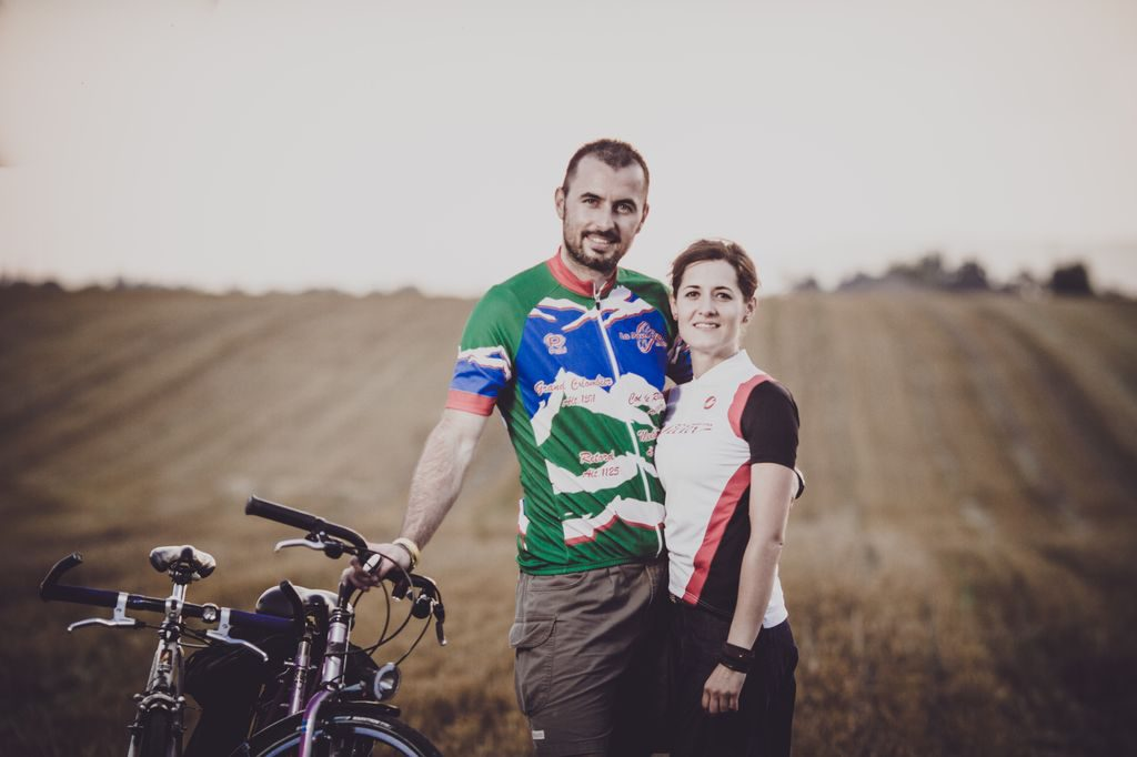 Hungarian Couple To Cycle Across The World To Raise Money For Charity post's picture