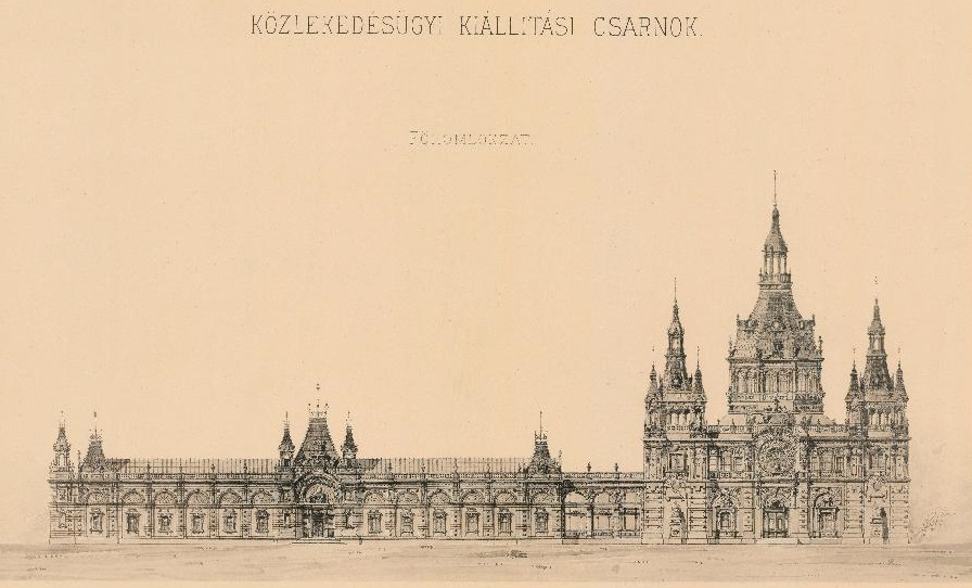 Budapest Transport Museum Building To Regain Its Original Splendour post's picture