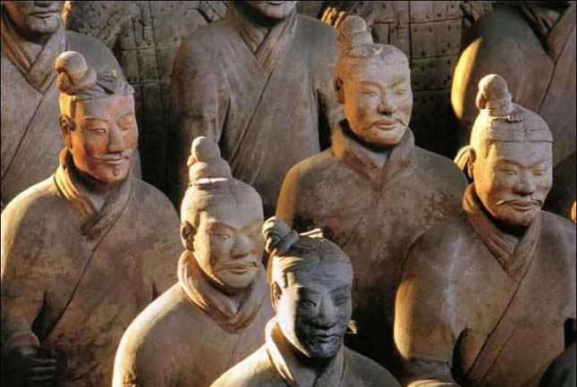 Ancient Chinese Clay Soldiers To Be Exhibited In Hungary For First Time Since 1987 post's picture