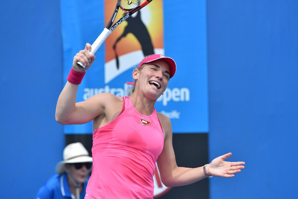 Hungary's Tímea Babos Defeated In First Round Of Australian Open post's picture