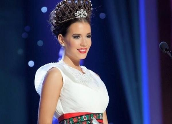 Miss Universe Hungary To Wear Traditional Dress At World Beauty Pageant post's picture
