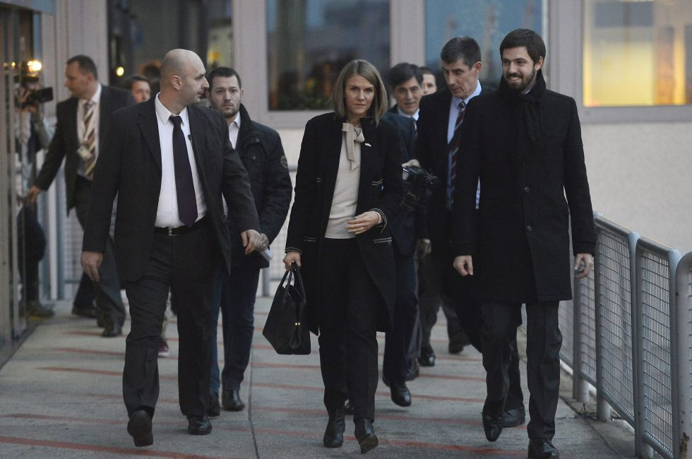 New US Ambassador Colleen Bell Arrives In Hungary To Take Up Her Post post's picture