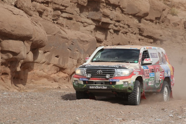 Dakar Rally: Hungarians Fighting On As Fifth Stage Comes To A Close post's picture