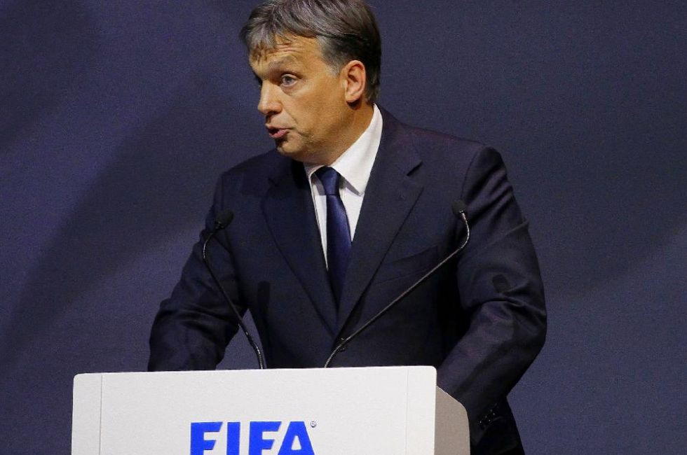 PM Orbán In Zurich For FIFA's Puskás Award Gala post's picture