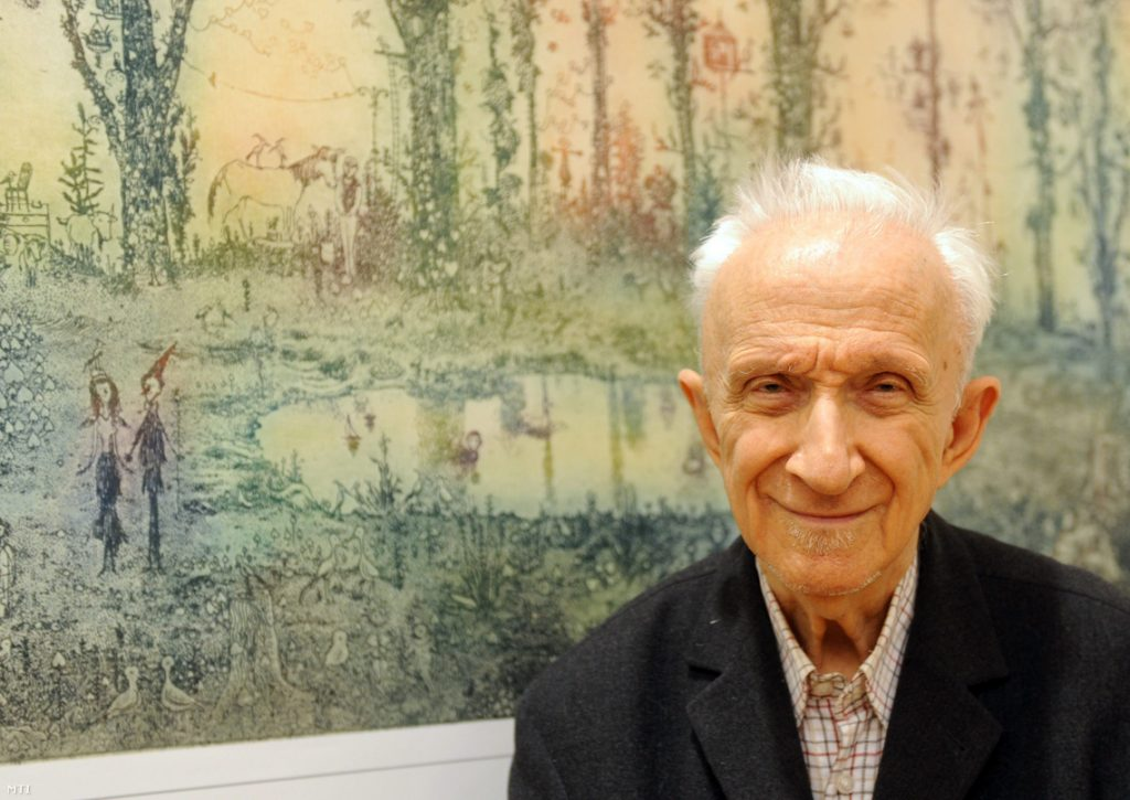 Internationally Acclaimed Painter And Graphic Artist Arnold Gross Dies post's picture