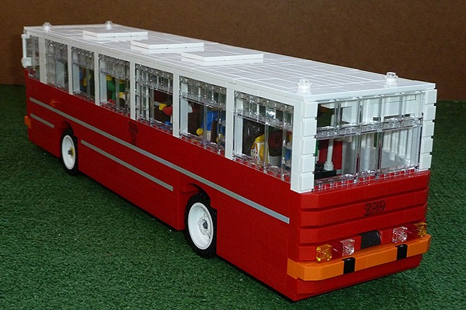 Iconic Hungarian Ikarus Bus Could Become a LEGO Set Soon post's picture