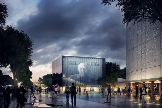 Plans For New Museum Quarter Exhibited In Central Budapest post's picture
