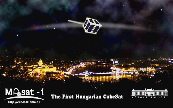 Hungary's First Satellite Deorbits After Completing Mission post's picture