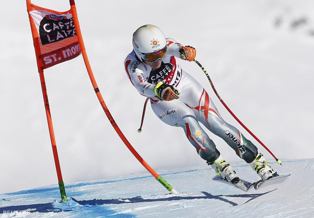 Edit Miklós: Best-Ever Result For Hungarian Skier At St. Moritz World Cup post's picture